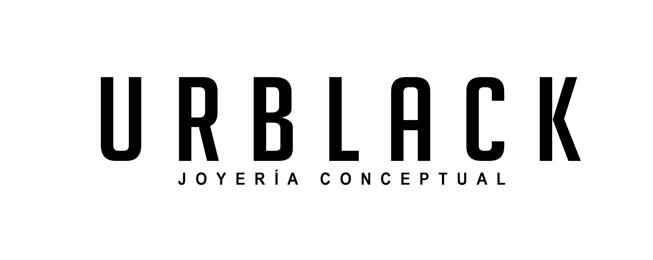 Urblack – Joyería conceptual